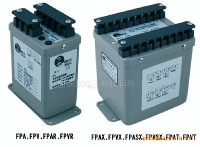FPV&FPVX AC VOLTAGE TRANSDUCERS